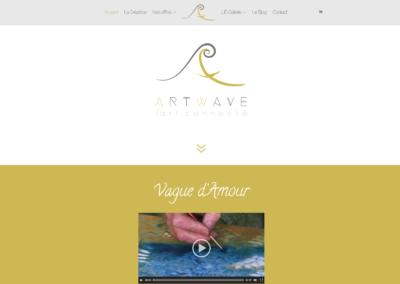 site artwave / myriade communication
